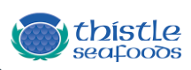 Thistle Seafoods Logo